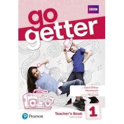 GoGetter 1 Teacher´s Book w/ Extra Online Homework/DVD-ROM