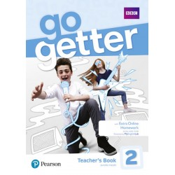 GoGetter 2 Teacher´s Book w/ Extra Online Homework/DVD-ROM