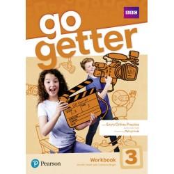 GoGetter 3 Workbook w/ Extra Online Practice
