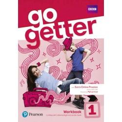 GoGetter 1 Workbook w/ Extra Online Practice