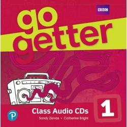 GoGetter 1 Class CD