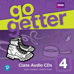 GoGetter 4 Class CD