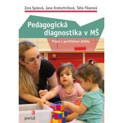 Pedagogická diagnostika v MŠ - Práce s portfoliem dítěte