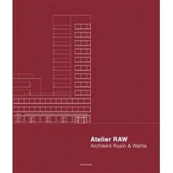 Atelier RAW - Architekti Rusín & Wahla 2009-2019