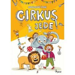 Obrázkové čtení - Cirkus jede!