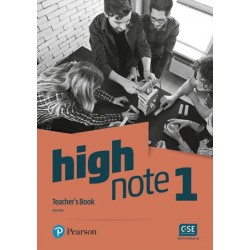High Note 1 Teacher´s Book with Pearson Exam Practice