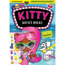 Kitty kočičí holky - Prázdniny