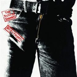 The Rolling Stones: Sticky Fingers - LP