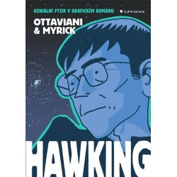 Hawking - Geniální fyzik v grafickém románu