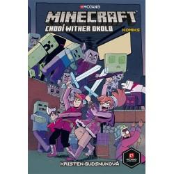 Minecraft komiks 3 - Chodí wither okolo
