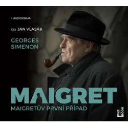Maigretův první případ - CDmp3 (Čte Jan Vlasák)