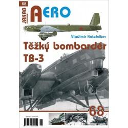 Těžký bombardér Tupolev TB-3