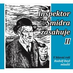 Inspektor Šmidra zasahuje II. - CDmp3