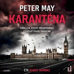 Karanténa - CDmp3 (Čte Daniel Bambas)