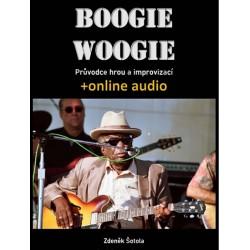 Boogie woogie - Průvodce hrou a improvizací + online audio