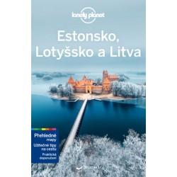 Estonsko, Lotyšsko, Litva - Lonely Planet