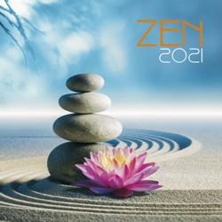Kalendář 2021 - Zen, nástěnný