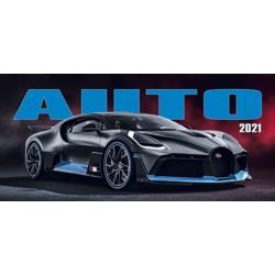 Kalendář 2021 - Autokalendář, stolní
