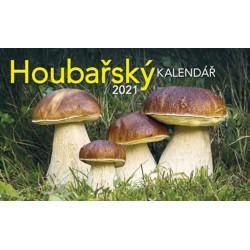 Kalendář 2021 - Houbařský, stolní
