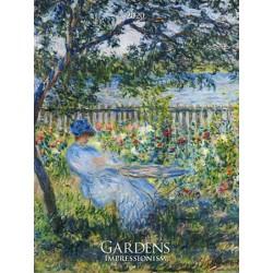 Kalendář 2021 - Gardens Impressionism, nástěnný