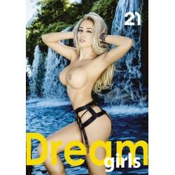 Kalendář 2021 - Dream girls, nástěnný