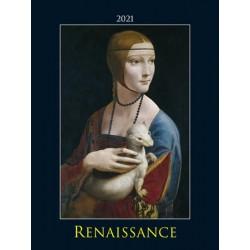 Kalendář 2021 - Renaissance, nástěnný