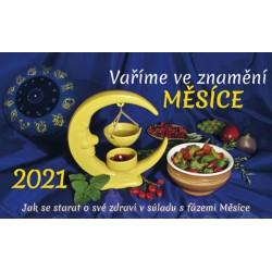 Kalendář 2021 - Vaříme v znamení měsíce, stolní