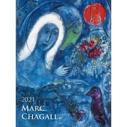 Kalendář 2021 - Marc Chagall, nástěnný