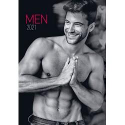 Kalendář 2021 - Men, nástěnný