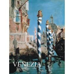 Kalendář 2021 - Venezia, nástěnný