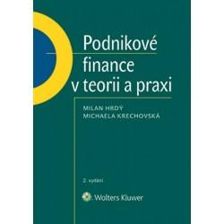 Podnikové finance v teorii a praxi (2. vydání)