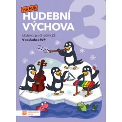 Hravá hudební výchova 3 – učebnice
