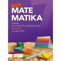 Hravá matematika 7 – učebnice 2. díl (geometrie)