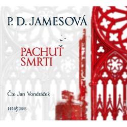 Pachuť smrti - CDmp3 (Čte Jan Vondráček)
