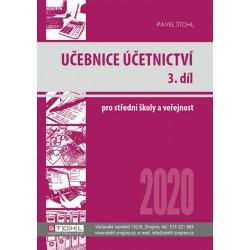 Učebnice Účetnictví III. díl 2020