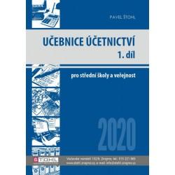 Učebnice Účetnictví I. díl 2020