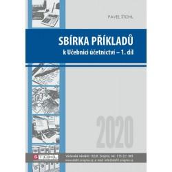 Sbírka příkladů k učebnici účetnictví I. díl 2020