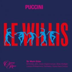 Sir Mark Elder: Puccini /Le Willis CD