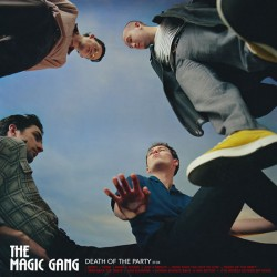 Magic Gang: Death Of The Party CD