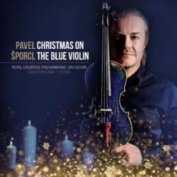Pavel Šporcl: Christmas On The Blue Violin - CD
