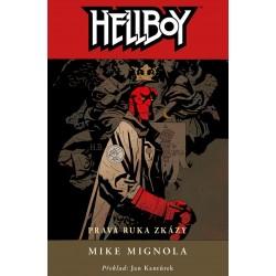 Hellboy 4 - Pravá ruka zkázy