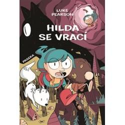Hilda se vrací - Hilda a Ptačí slavnost, Hilda a černý pes