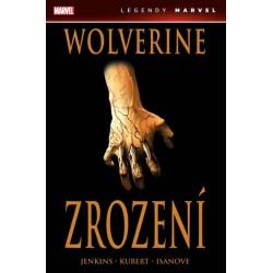 Wolverine - Zrození