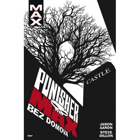 Punisher MAX 4 - Bez domova