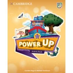 Power Up Start Smart Activity Book