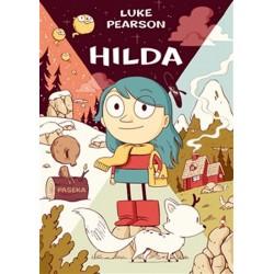 Hilda - Hilda a troll, Hilda a půlnoční obr