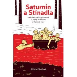 Saturnin a stínadla aneb setkání Lídy Baarové a Adiny Mandlové v Havlově vaně