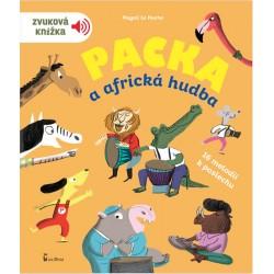 Packa a africká hudba - Zvuková knížka