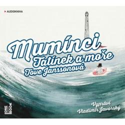 Mumínci: Tatínek a moře - CDmp3 (Čte Vladimír Javorský)
