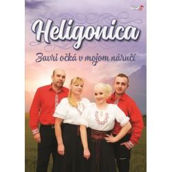 Heligonica - Zavri očka v mojom náručí - DVD
